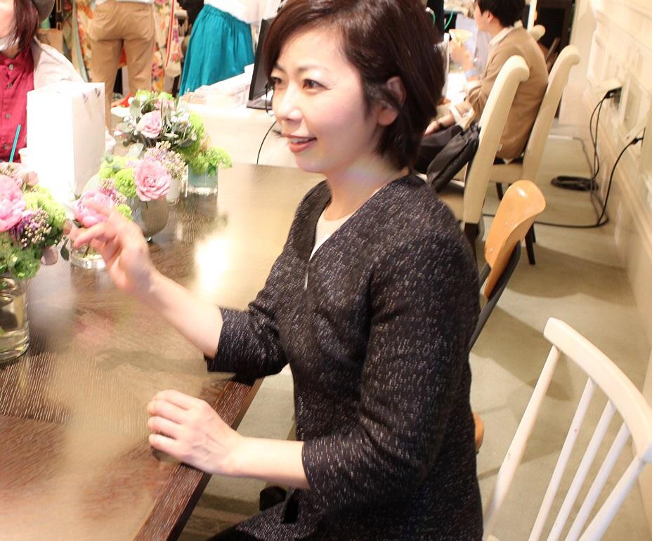 おもてなし,接客,大川ユカ子