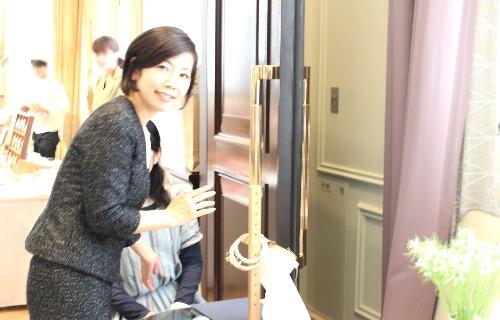 大川ユカ子,接客,おもてなし,インバウンド,外国人